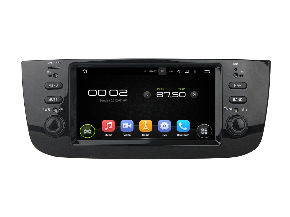 fiat punto evo android 5 1 1 autoradio lettore dvd con navigatore gps android 5 1 1 autoradio. Black Bedroom Furniture Sets. Home Design Ideas