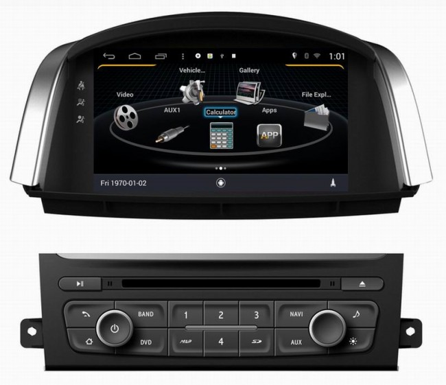 renault clio 3 android 4 4 4 s160 autoradio lettore dvd android 4 4 4 s160 autoradio. Black Bedroom Furniture Sets. Home Design Ideas