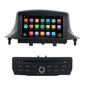 autoradio android per renault megane iii autoradio dvd navigatore gps android renault megane iii. Black Bedroom Furniture Sets. Home Design Ideas