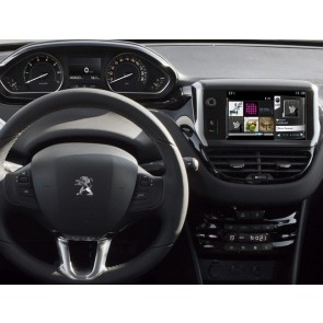 autoradio android per peugeot 208 autoradio dvd. Black Bedroom Furniture Sets. Home Design Ideas